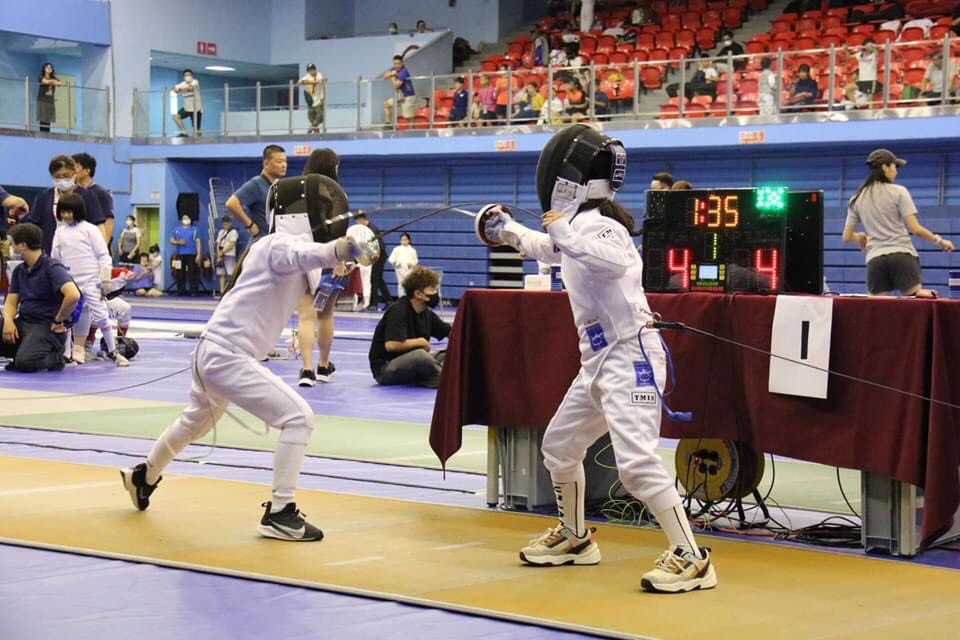 2020 National Elementary School Fencing Cup